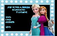 Frozen Generic Invite