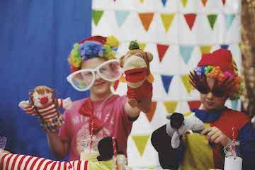 Children's Parties in Sydney, Melbourne, Geelong, Townsville